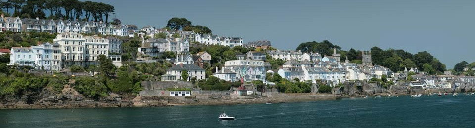 Holiday cottage in Fowey, Cornwall