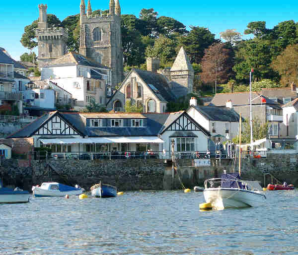 The Area Holiday Cottages In Fowey Cornwall